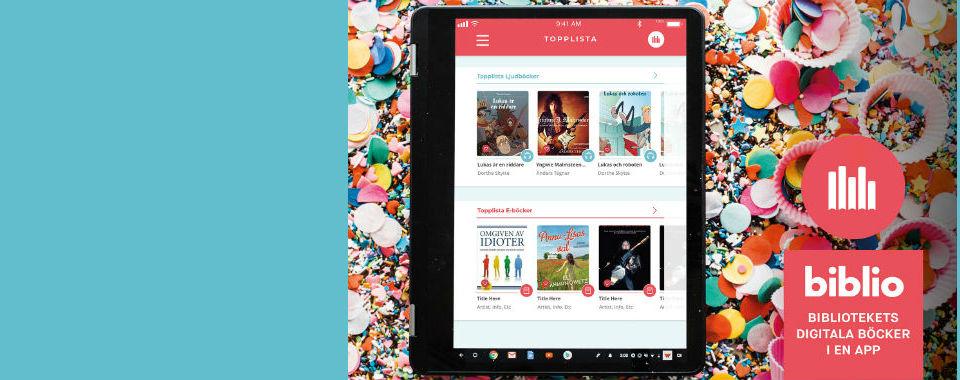 Uppvidinge bibliotek: Startsida